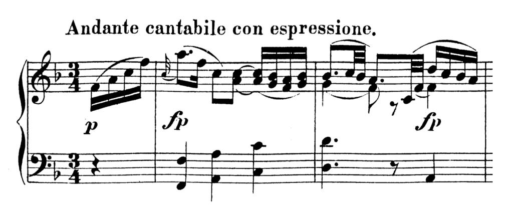 Mozart Piano Sonata No.8 in A minor, K.310 Analysis 2