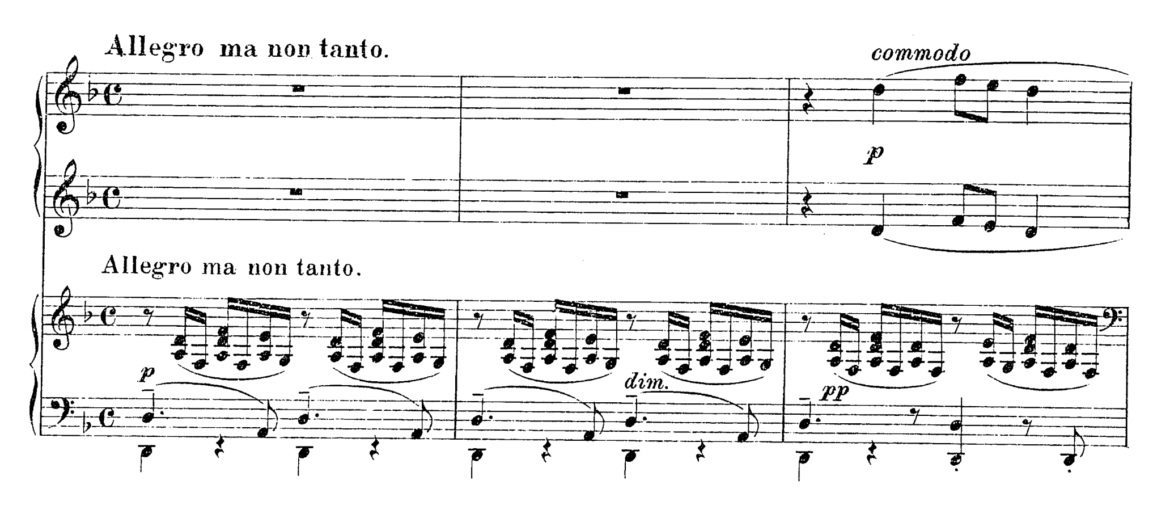 Rachmaninoff Piano Concerto No.3 in D minor Op.30 Analysis 1