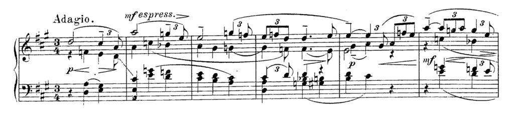 Rachmaninoff Piano Concerto No.3 in D minor Op.30 Analysis 2