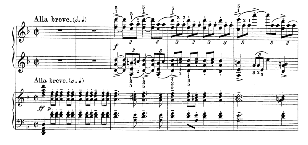 Rachmaninoff Piano Concerto No.3 in D minor Op.30 Analysis 3