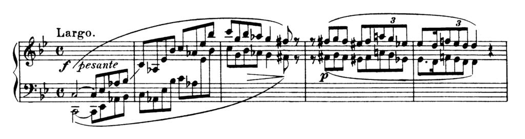 Chopin Ballade No.1 in G minor Op.23 Analysis
