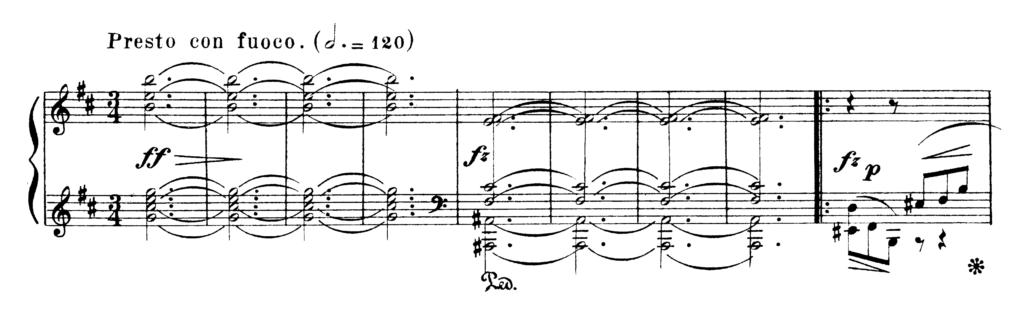 Chopin Scherzo No.1 in B Minor Op.20 Analysis