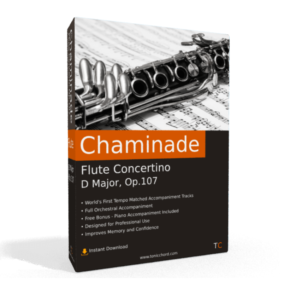 Chaminade Flute Concertino in D major Op.107